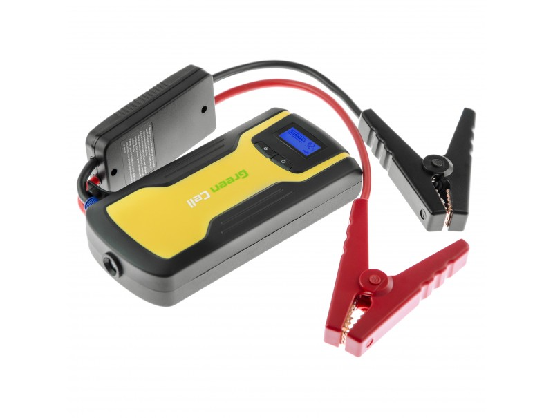 power bank car jump starter