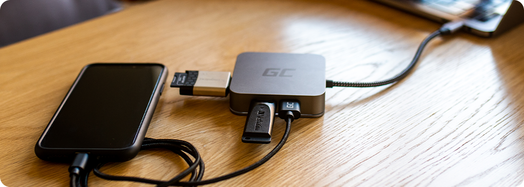 GC HUB2-Adapter