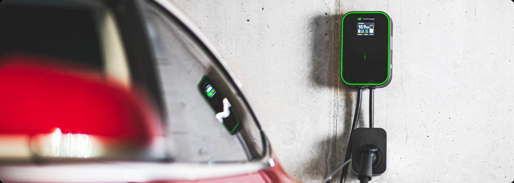 Wie lade ich das Elektroauto in meiner eigenen Garage auf?
