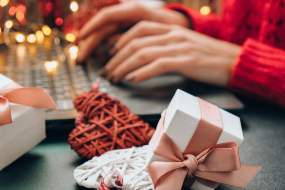 elektronisches Geschenk