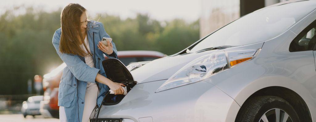 Ladegerät für Elektroautos